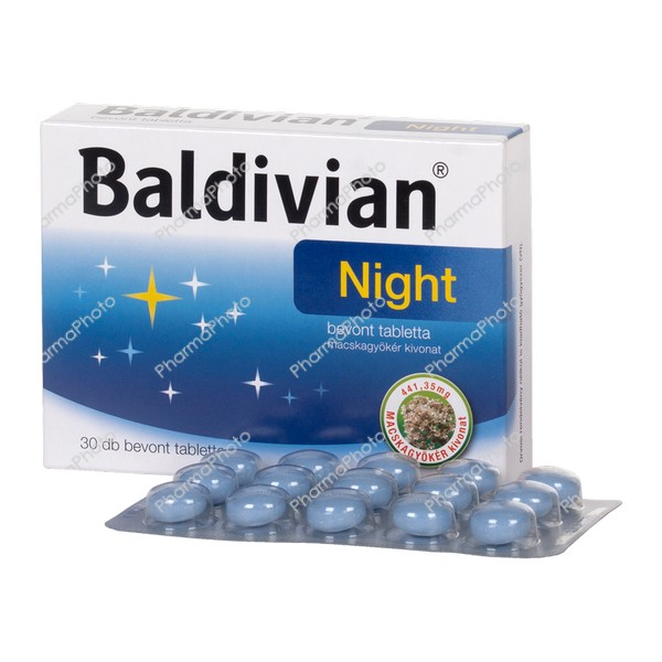 Baldivian Night bevont tabletta 30x411683 2017 tn