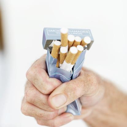 ha hirtelen abbahagyja a dohányzást