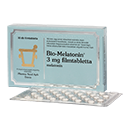 BIO-MELATONIN 3 MG FILMTABL.  30X